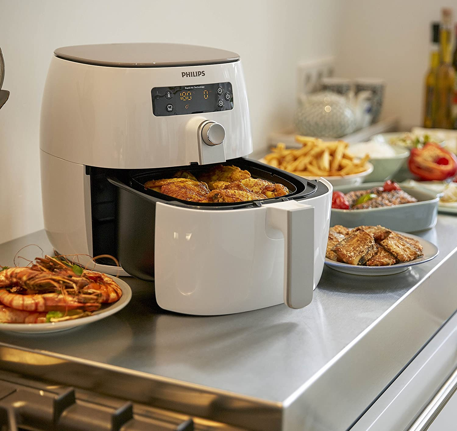 deal friteuse philips