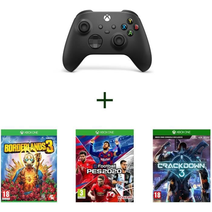 Deal : Pack Xbox