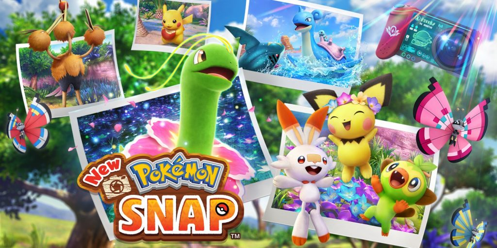 deal New Pokemon Snap