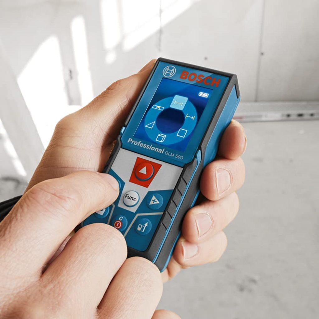 Bosch Professional Télémètre laser GLM 500
